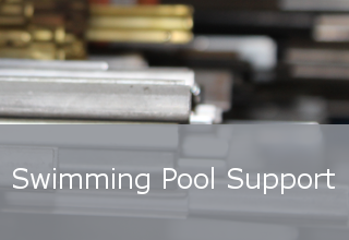 Swimming Pool Support