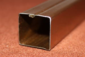 Lock Seam Square Tube